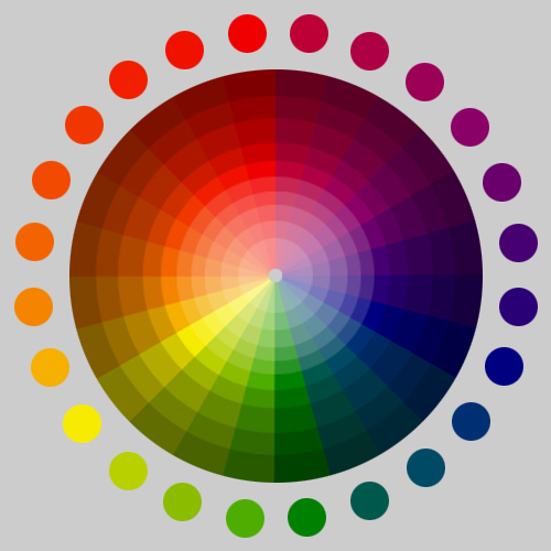 Color Names Explorer